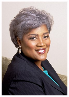 Donna Brazile's most updated pic